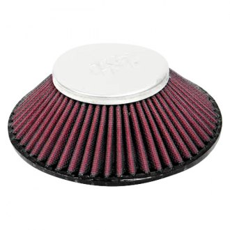 K&N® - Unique Red Air Filter