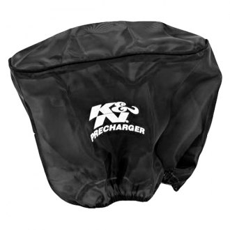 K&N® - Precharger® Oval Tapered Pre-Filter