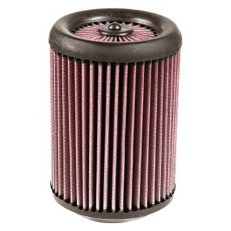 K&N® - XStream® Round Straight Red Air Filter