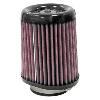 K&N® - XStream® Oval Straight Red Air Filter