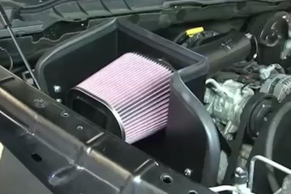 57-1529 - K&N® 57 Series FIPK Generation II Air Intake System Video