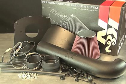 57-1566 - K&N® 57 Series FIPK Generation II Air Intake System Video