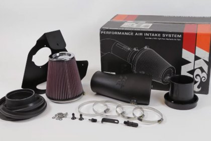57-2579 - K&N® 57 Series FIPK Generation II Air Intake System Video