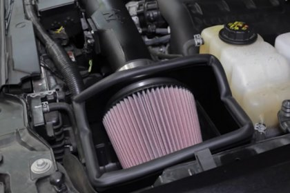 57-2583 - K&N® 57 Series FIPK Generation II Air Intake System Video