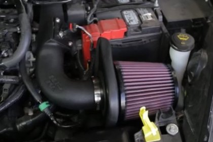 57-2587 - K&N® 57 Series FIPK Generation II Air Intake System Video