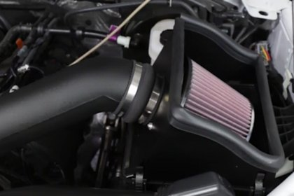 57-2591 - K&N® 57 Series FIPK Generation II Air Intake System Video