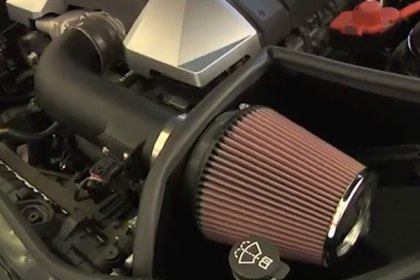 57-3074 - K&N® 57 Series FIPK Generation II Air Intake System Video