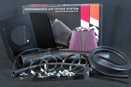 57-9025 - K&N® 57 Series FIPK Generation II Air Intake System Video