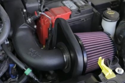 63-2587 - K&N® 63 Series AirCharger® Air Intake System Video