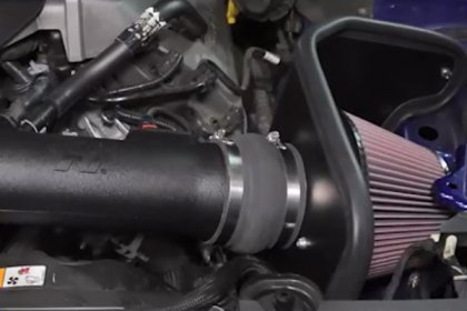 63-2590 - K&N® 63 Series AirCharger® Air Intake System Video