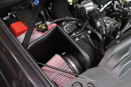 63-3087 - K&N® 63 Series AirCharger® Air Intake System Video