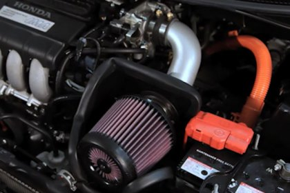 69-1018TS - K&N® 69 Series Typhoon® Air Intake System Video