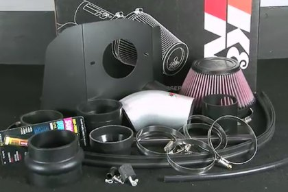 69-1019TS - K&N® 69 Series Typhoon® Air Intake System Video