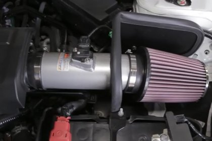 69-1212TS - K&N® 69 Series Typhoon® Air Intake System Video