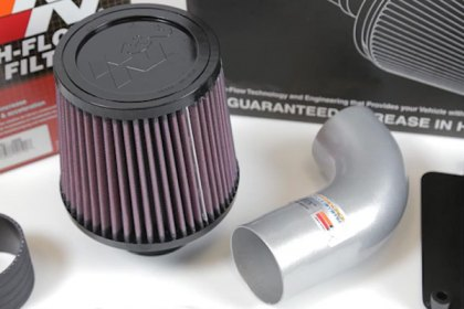 69-2023TS - K&N® 69 Series Typhoon® Air Intake System Video
