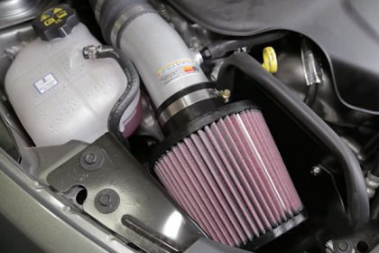 69-2547TS - K&N® 69 Series Typhoon® Air Intake System Video