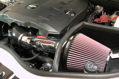 69-4523TP - K&N® 69 Series Typhoon® Air Intake System Video