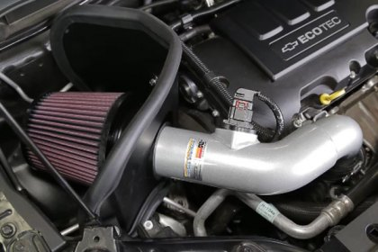 69-4524TS - K&N® 69 Series Typhoon® Air Intake System Video
