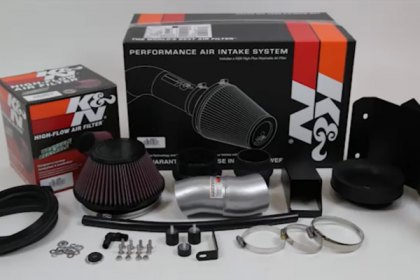 69-5308TS - K&N® 69 Series Typhoon® Air Intake System Video