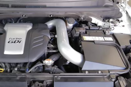 69-5312TS - K&N® 69 Series Typhoon® Air Intake System Video