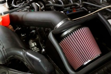 69-8251TS - K&N® 69 Series Typhoon® Air Intake System Video