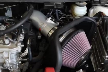 69-8616TS - K&N® 69 Series Typhoon® Air Intake System Video