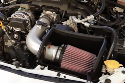 69-8619TS - K&N® 69 Series Typhoon® Air Intake System Video