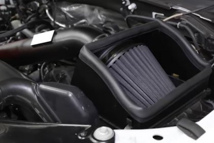 71-2591 - K&N® 71 Series Blackhawk Induction™ Air Intake System Video