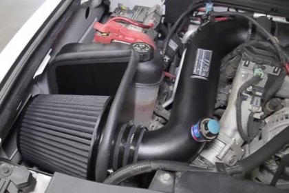 71-3066 - K&N® 71 Series Blackhawk Induction™ Air Intake System Video