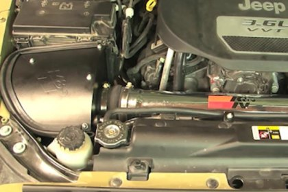 77-1566KP - K&N® 77 Series High-Flow Performance Air Intake System Video