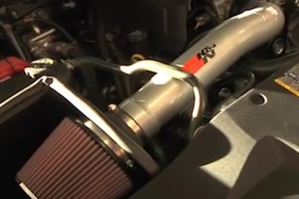 77-3070KP - K&N® 77 Series High-Flow Performance Air Intake System Video