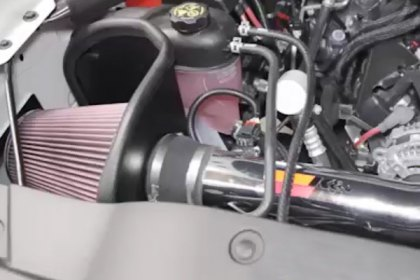 77-3082KP - K&N® 77 Series High-Flow Performance Air Intake System Video