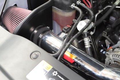 77-3085KP - K&N® 77 Series High-Flow Performance Air Intake System Video