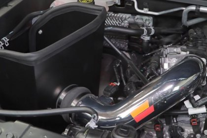 77-3088KP - K&N® 77 Series High-Flow Performance Air Intake System Video
