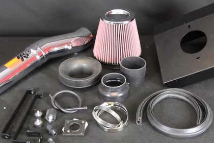 77-9037KP - K&N® 77 Series High-Flow Performance Air Intake System Video