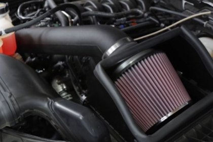 K&N® Air Intake Overview
