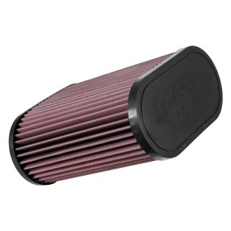 "K&N® - Off-Road Series Oval Air Filter (8.75"" OD x 8.75"" L x 4.344"" W x 9"" H)"