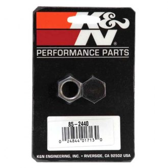 K&N® - Oxygen Sensor Bushing and Plug (2-Pieces)