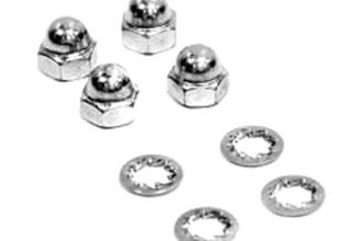 K&N® - Dome Nuts/Washers