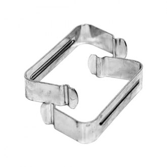 K&N® - Anodized Steel Spring Clip