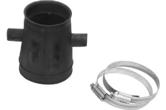 K&N® - Clamp-On Adapter with 2 Air Vents