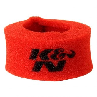 K&N® - Airforce® Round Straight Red Pre-Filter