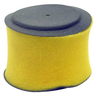 K&N® - Airforce Round Tapered Yellow Pre-Filter
