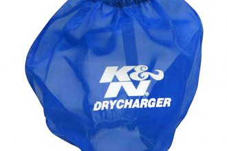 K&N® - Drycharger® Round Tapered Air Filter Wrap