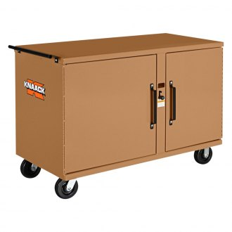 Knaack® - STORAGEMASTER™ 8 Shelves Heavy-Duty Rolling Bench