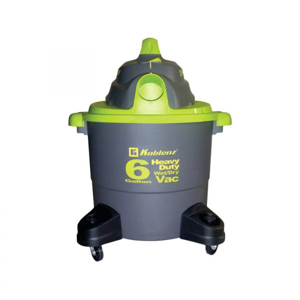 Tank Vacuum Cleaners: Wet/Dry Vacuum Cleaner With 6-Gallon Tank