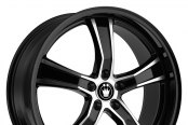 KONIG® - AIRSTRIKE Black with Machined Face