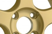 KONIG® - CANDY Gold with Machined Lip Close-Up