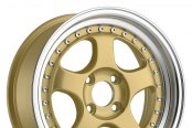 KONIG® - CANDY Gold with Machined Lip