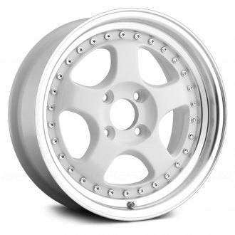 KONIG® - CANDY White with Machined Lip